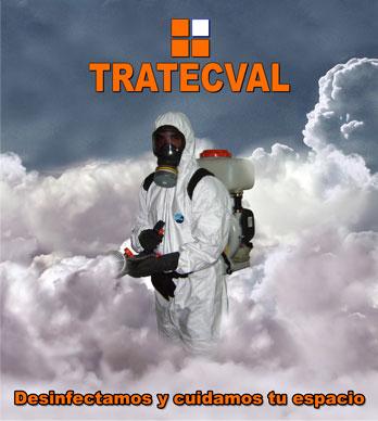 Tratecval Desinfectamos y cuidamos tu espacio